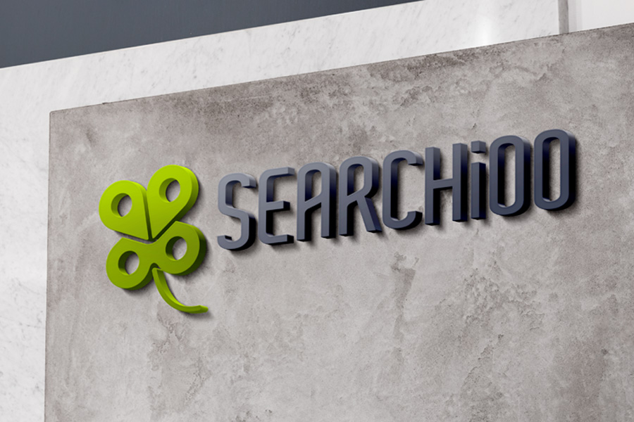 SEARCHiOO Branding